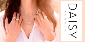 Daisy Jewellery for Spring